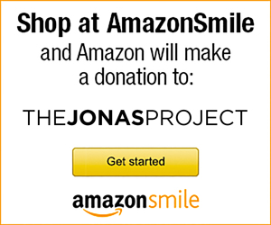 The Jonas Project Partners with Amazon Smile