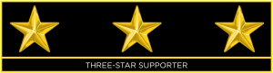 three star supporter