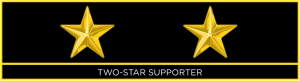 two star supporter